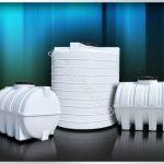 تولید و ساخت مخازن پلی اتیلن افقی و عمودی