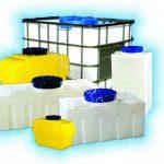 تولید و ساخت مخازن پلی اتیلن