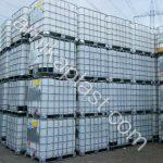 تولید و ساخت مخازن پلی اتیلن IBC TANK